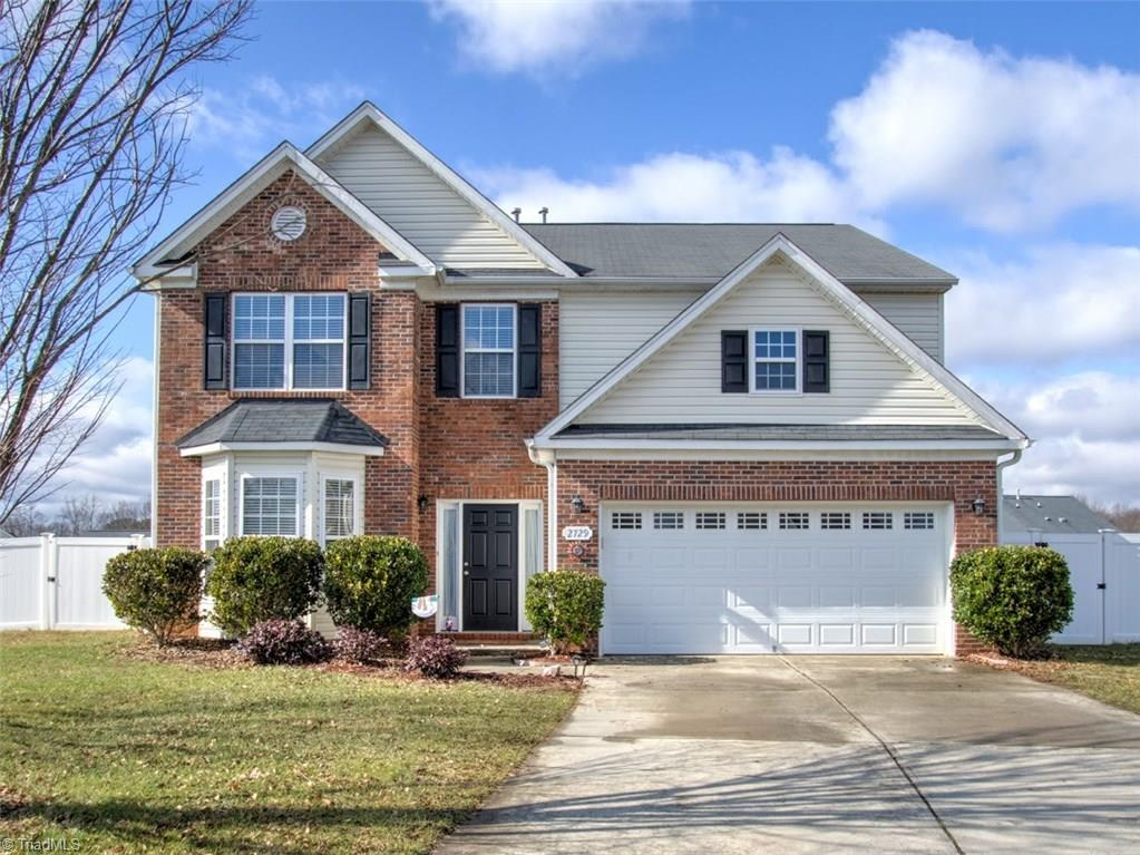 2729   Dandelion Drive, HIGH POINT