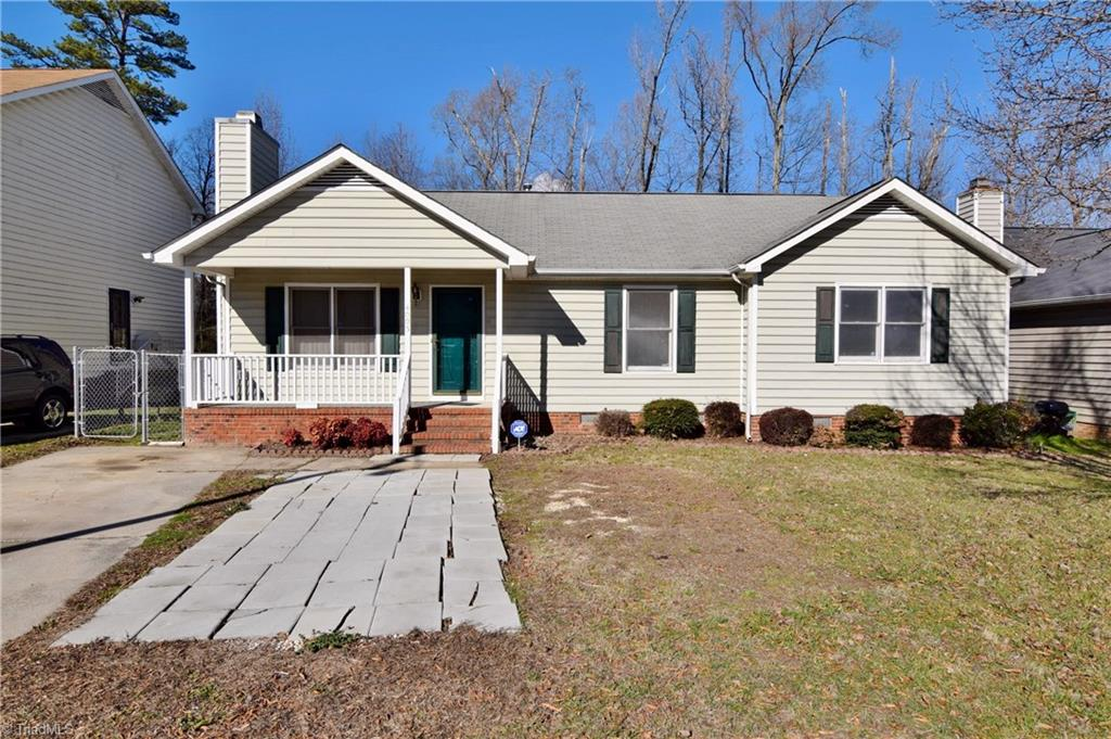 Hope Valley Lane, GREENSBORO, NC 27401
