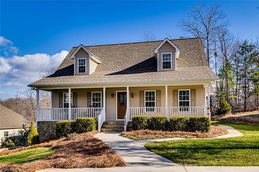 2586   Butterfly Trail, RANDLEMAN