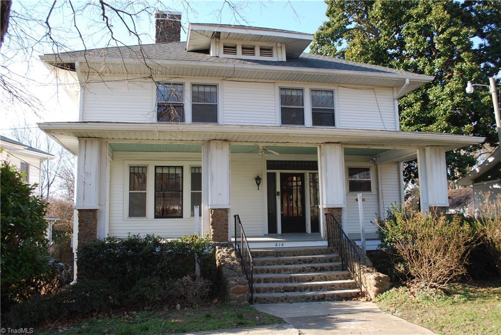 414 W  Front Street, BURLINGTON