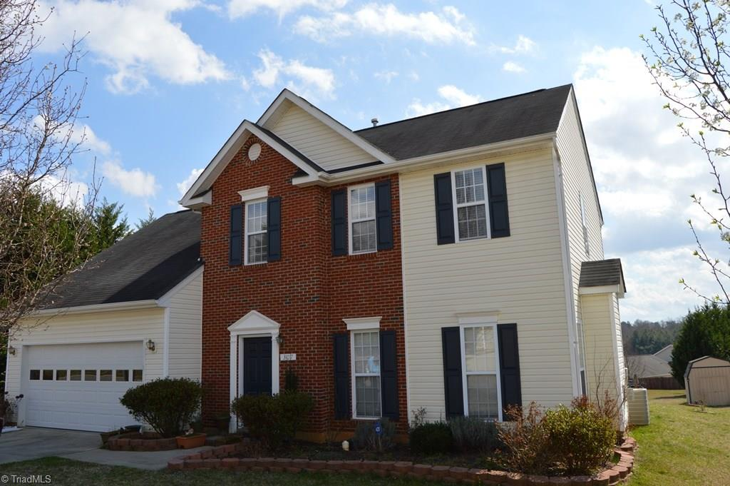 307   Stone Meadow Drive, KERNERSVILLE