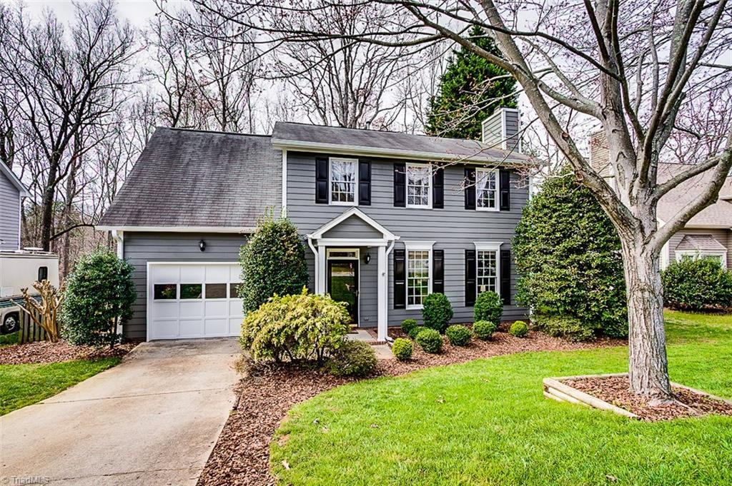 3319 Mill Spring Court, GREENSBORO