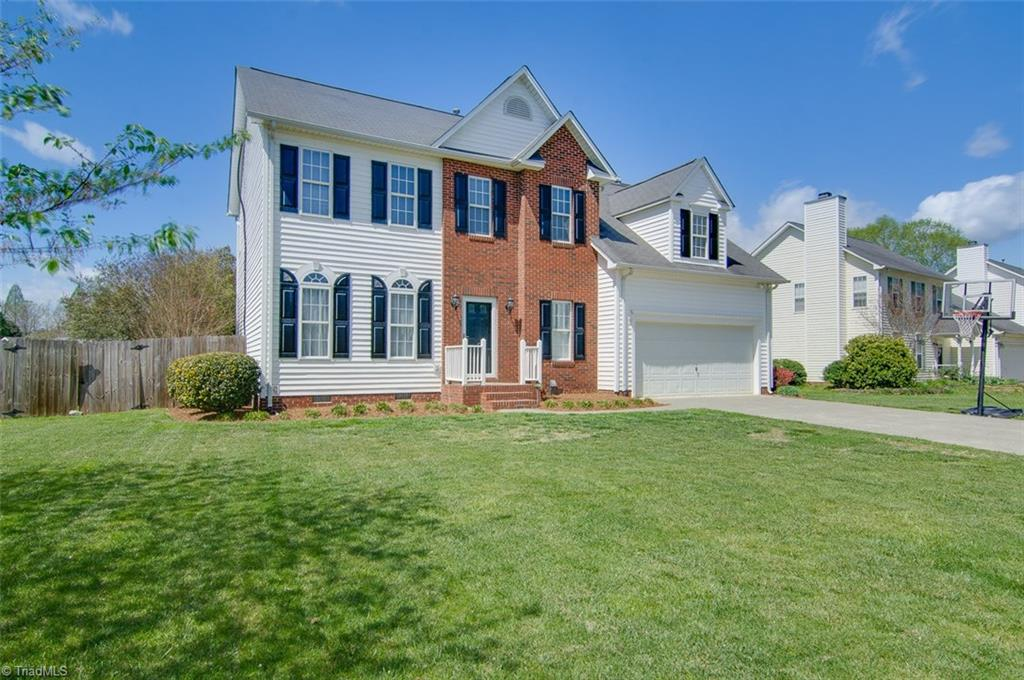 3311   Sumter Drive, HIGH POINT