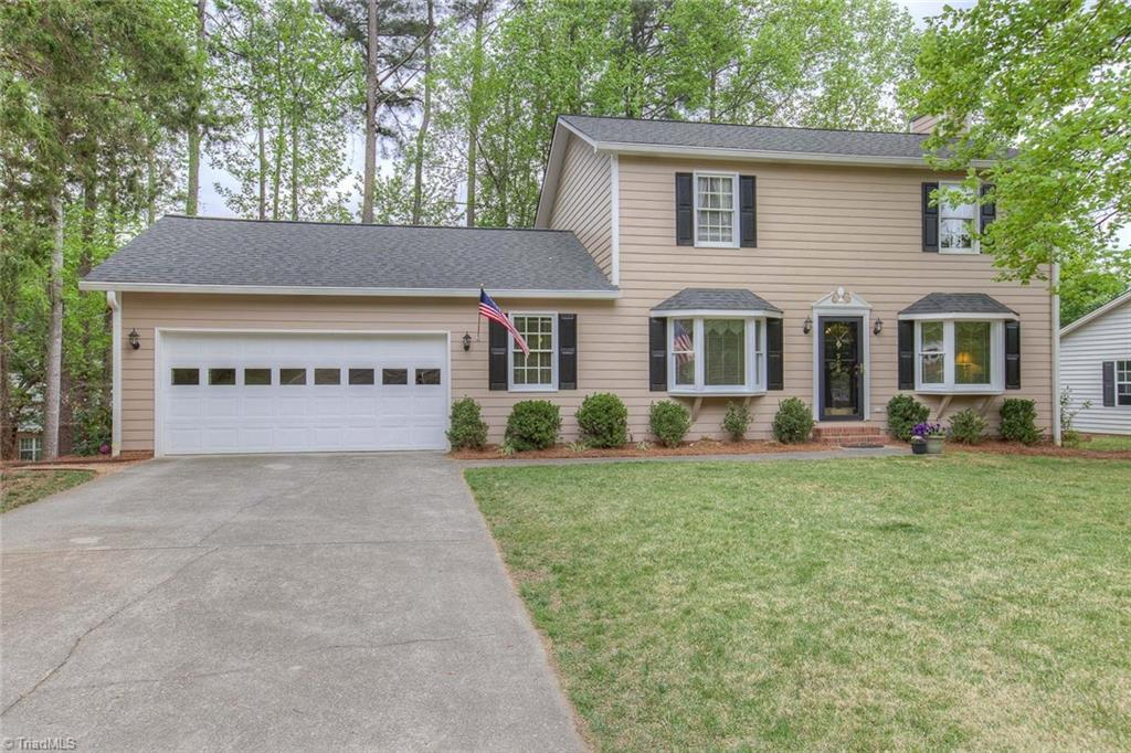 908   Huntington Run Lane, KERNERSVILLE