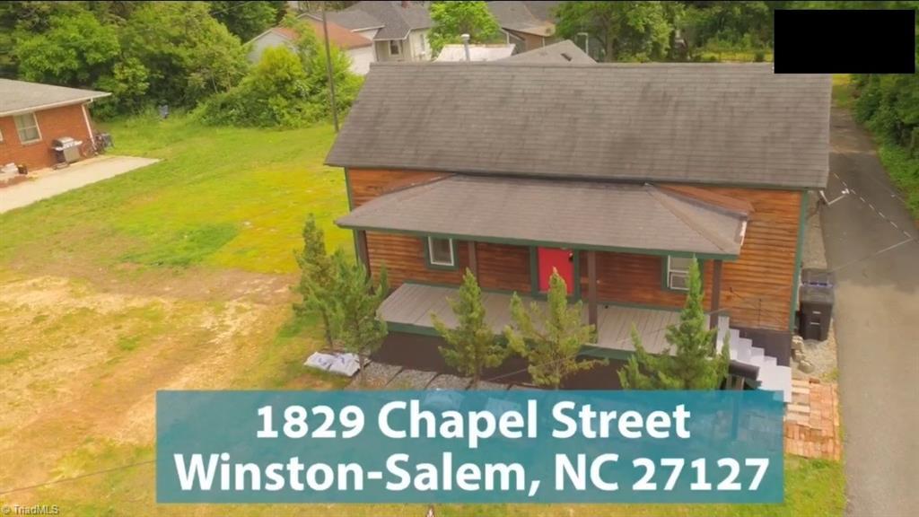 1829   Chapel Street, WINSTON SALEM