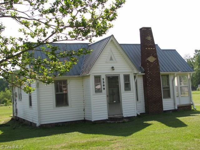 1309   Old NC Highway 109 , LEXINGTON