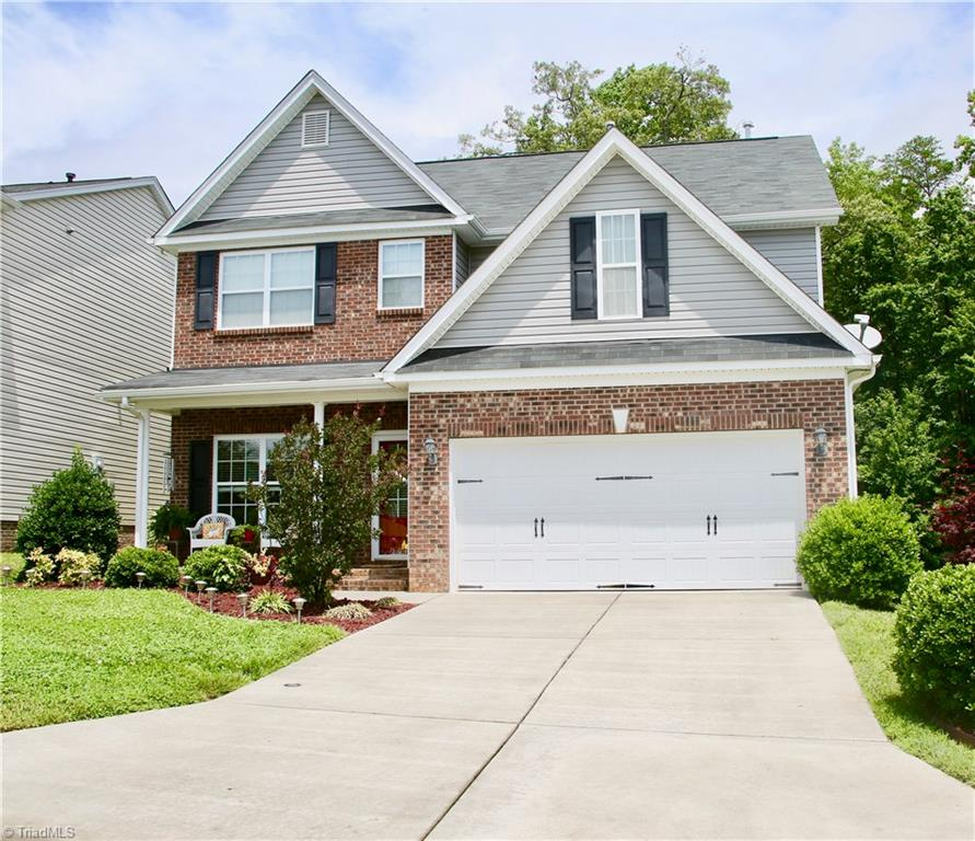 3809   Marble Drive, HIGH POINT