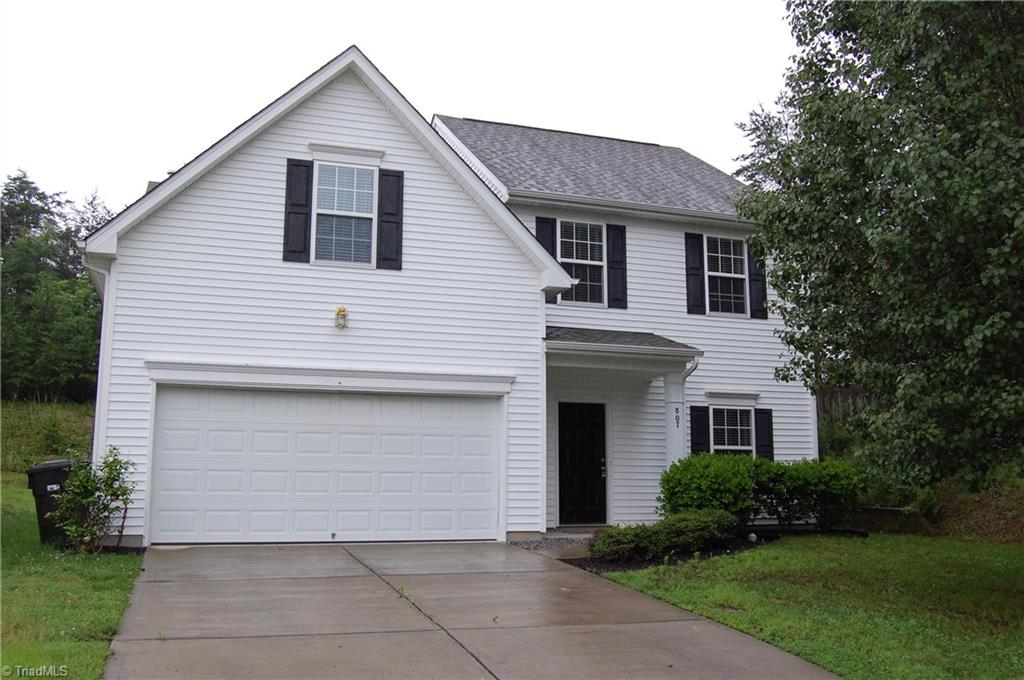 807   Celtic Crossing Drive, HIGH POINT