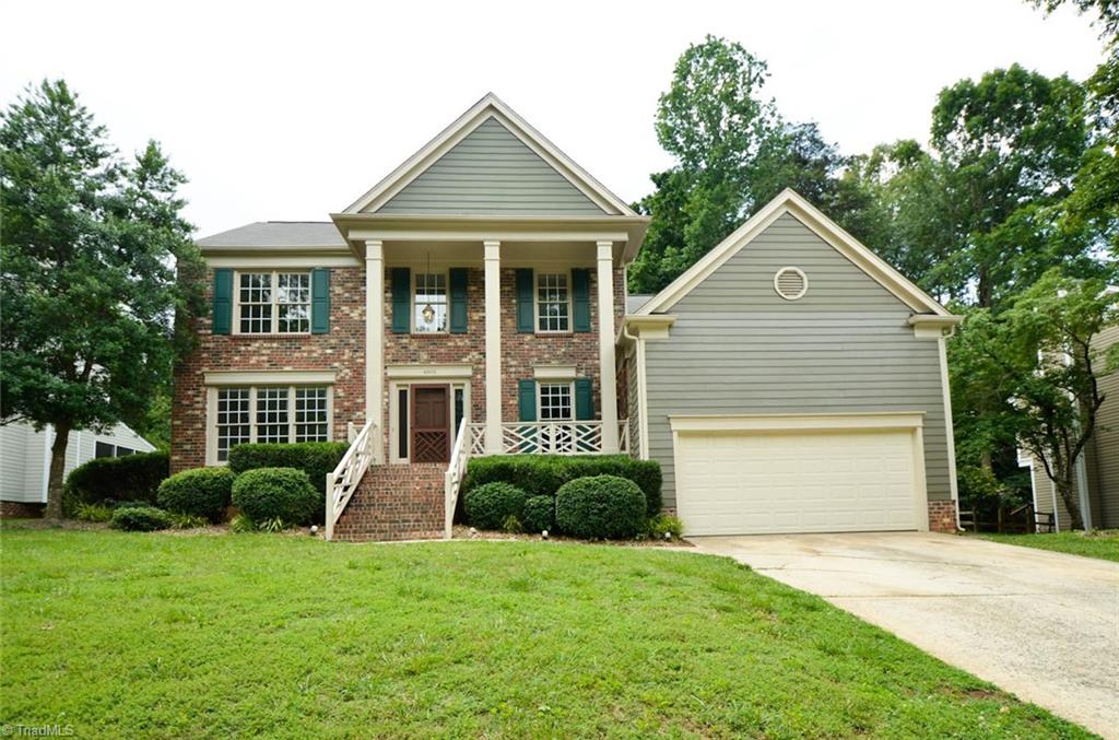 4805   Hickory Woods Drive, GREENSBORO