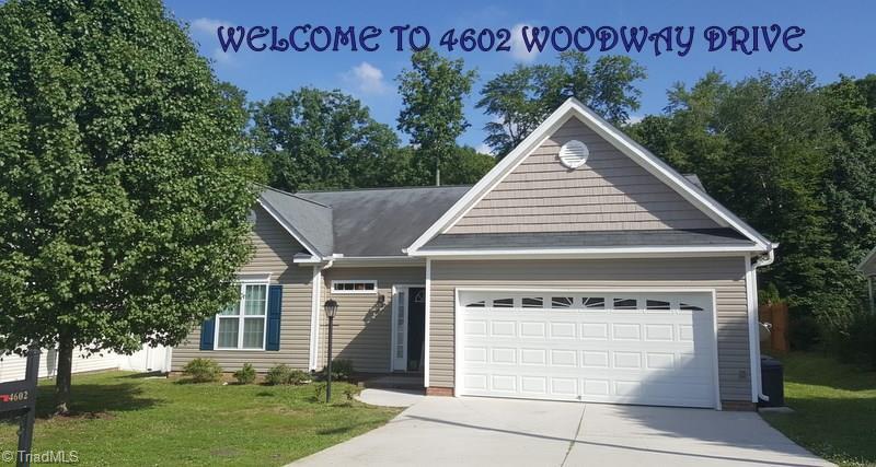 4602   Woodway Drive, KERNERSVILLE