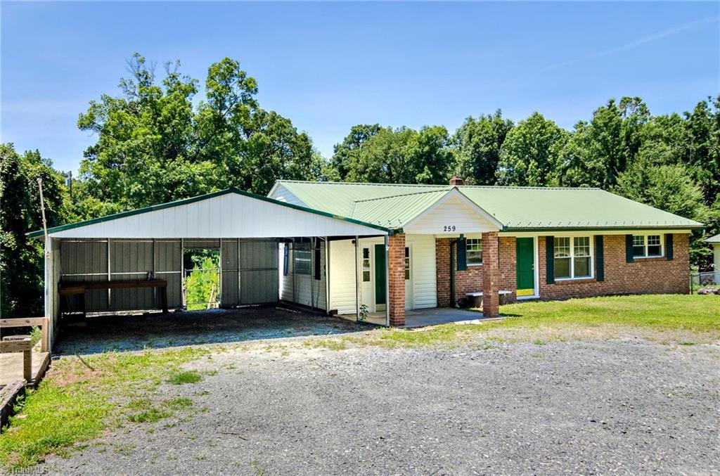 259   Fleet Darr Road, THOMASVILLE
