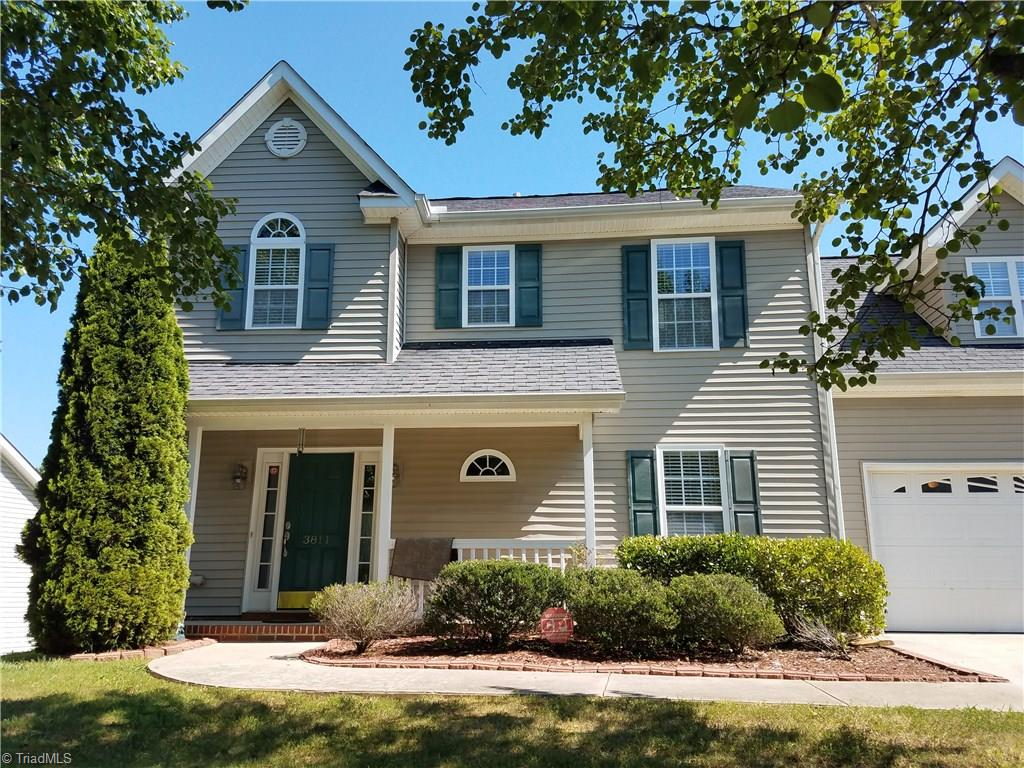3811   Eagles View Court, HIGH POINT