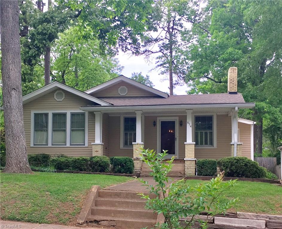 614   Colonial Drive, HIGH POINT