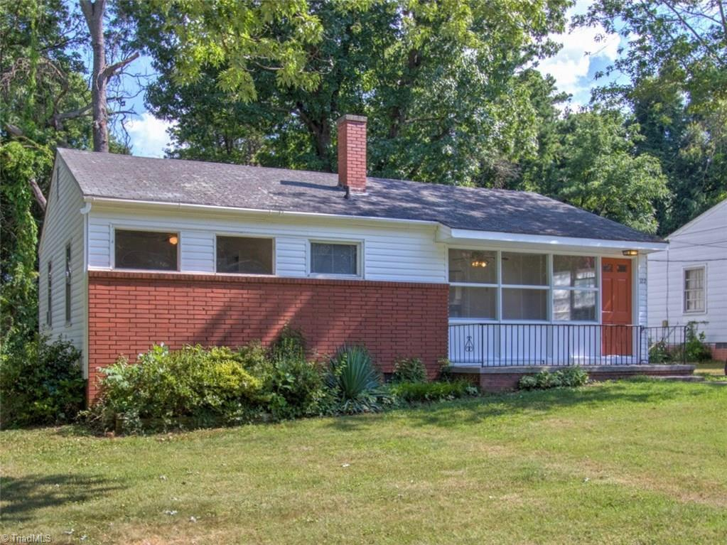 922   Norwood Avenue, HIGH POINT