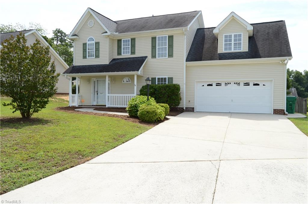 887   Eli Moore Court, HIGH POINT