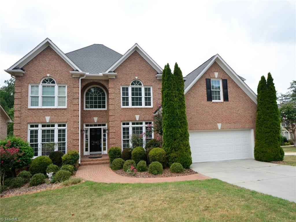 5103   Bearberry Point, GREENSBORO