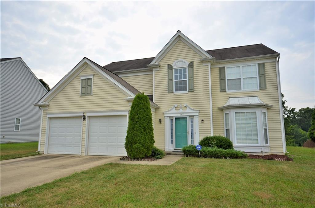 1448   Cantwell Court, HIGH POINT