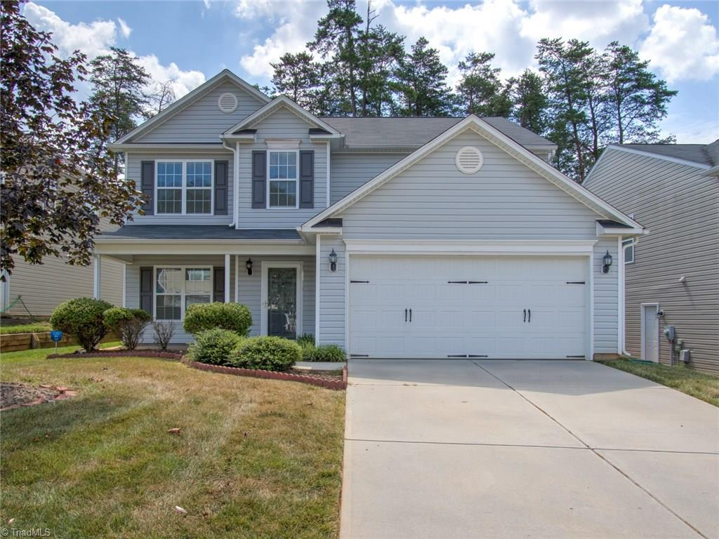 7   Silent Spring Court, GREENSBORO