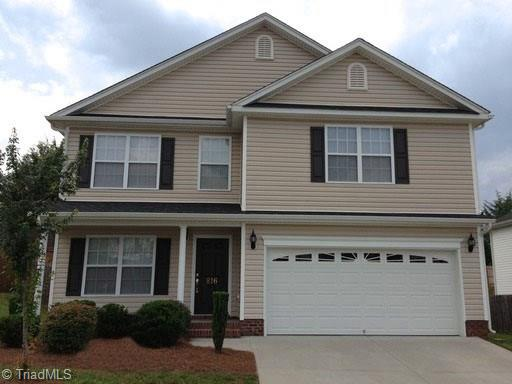 816   Peachtree Meadows Circle, KERNERSVILLE
