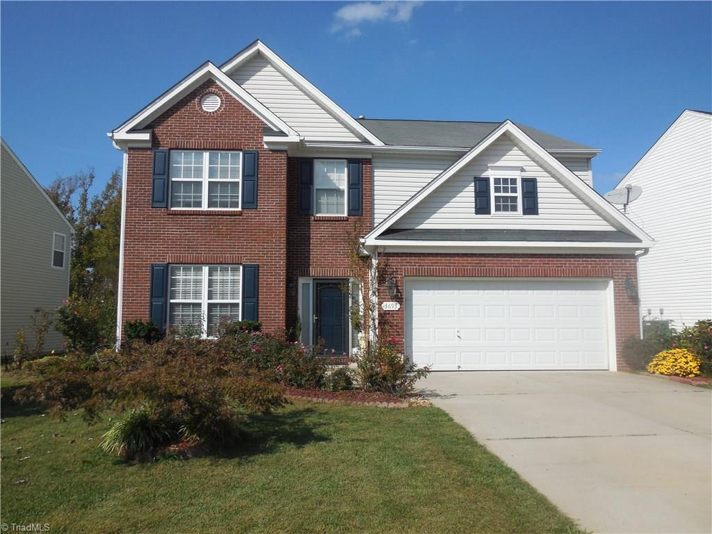 3693   Village Springs Drive, HIGH POINT