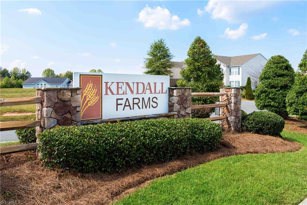 212   Kendall Farms Court, WINSTON SALEM