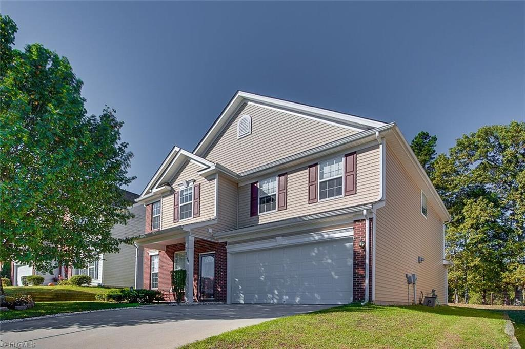 2169   Rindle Drive, HIGH POINT