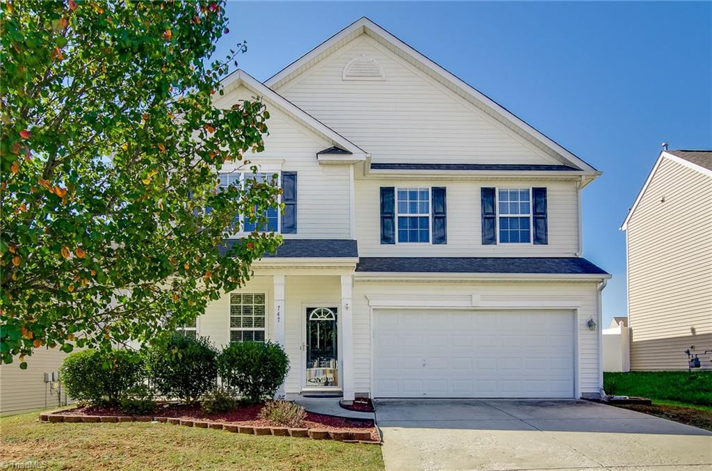 747   Celtic Crossing Drive, HIGH POINT