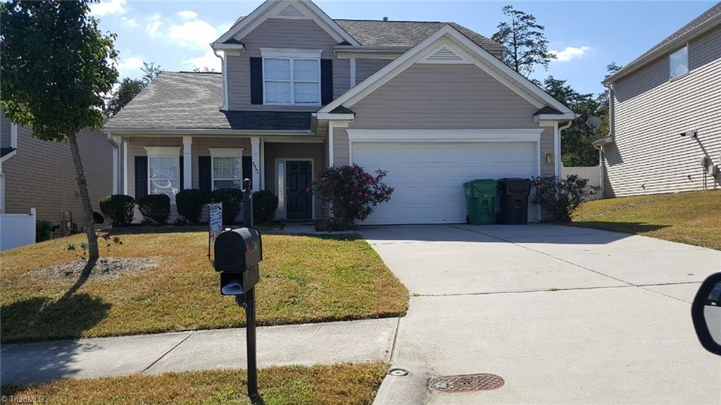 2461   Ingleside Drive, HIGH POINT