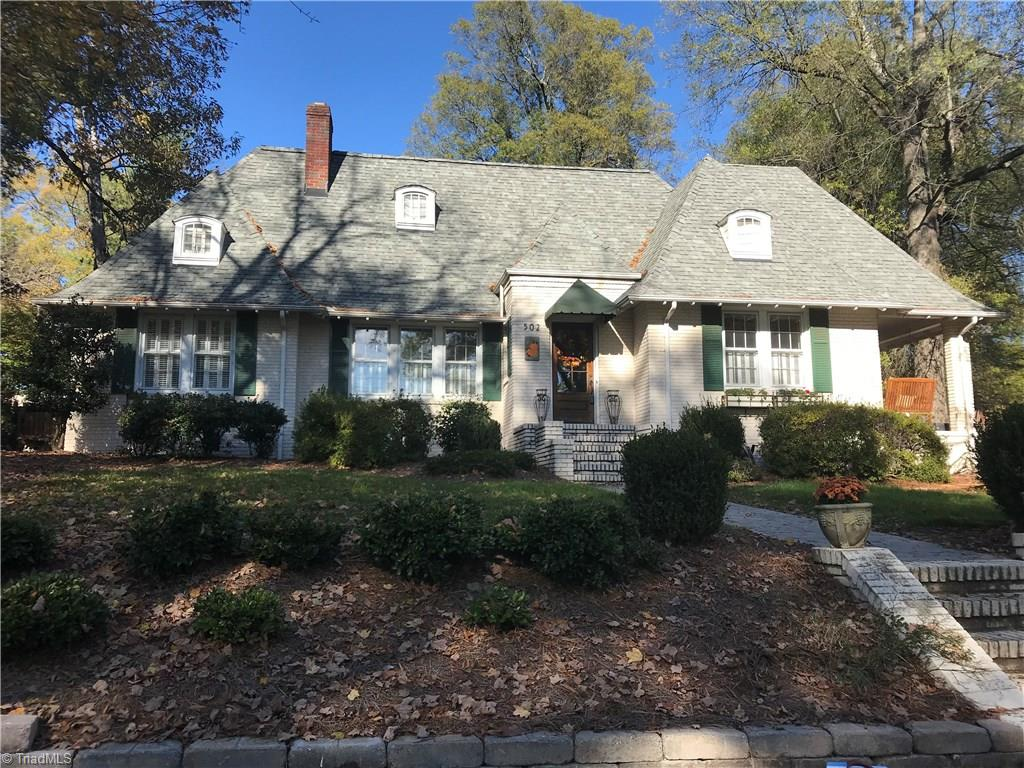 502 W  Parkway Avenue, HIGH POINT