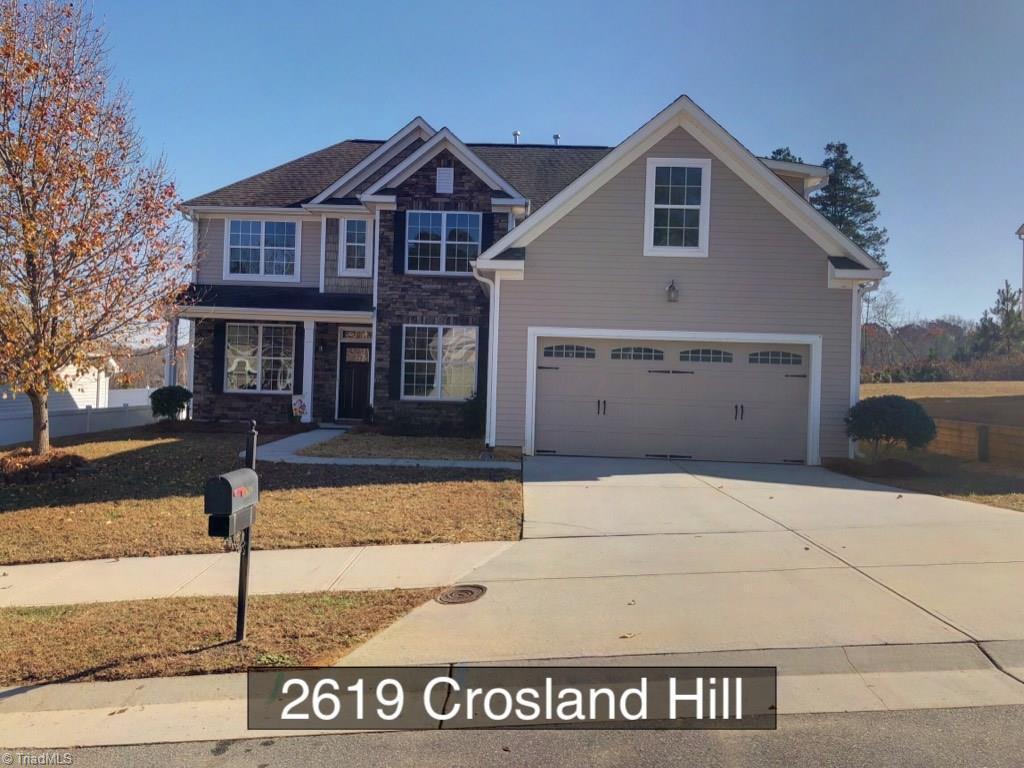 2619   Crosland Hill Drive, WINSTON SALEM
