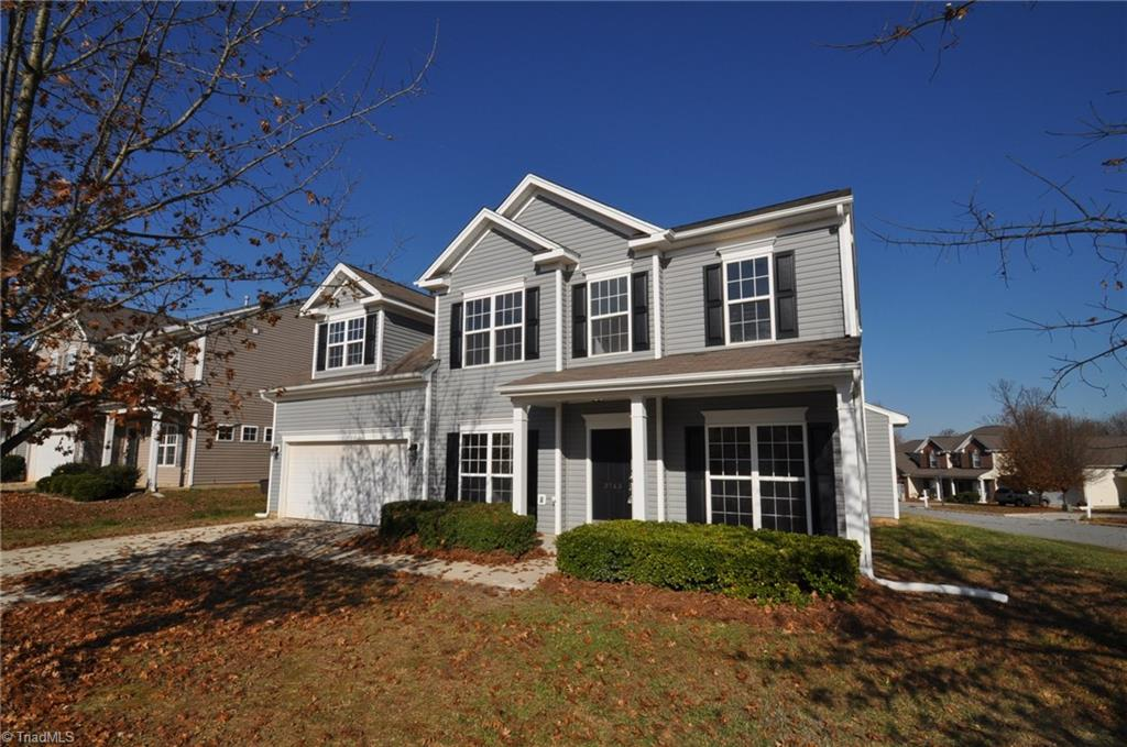 3743   Village Springs Drive, HIGH POINT