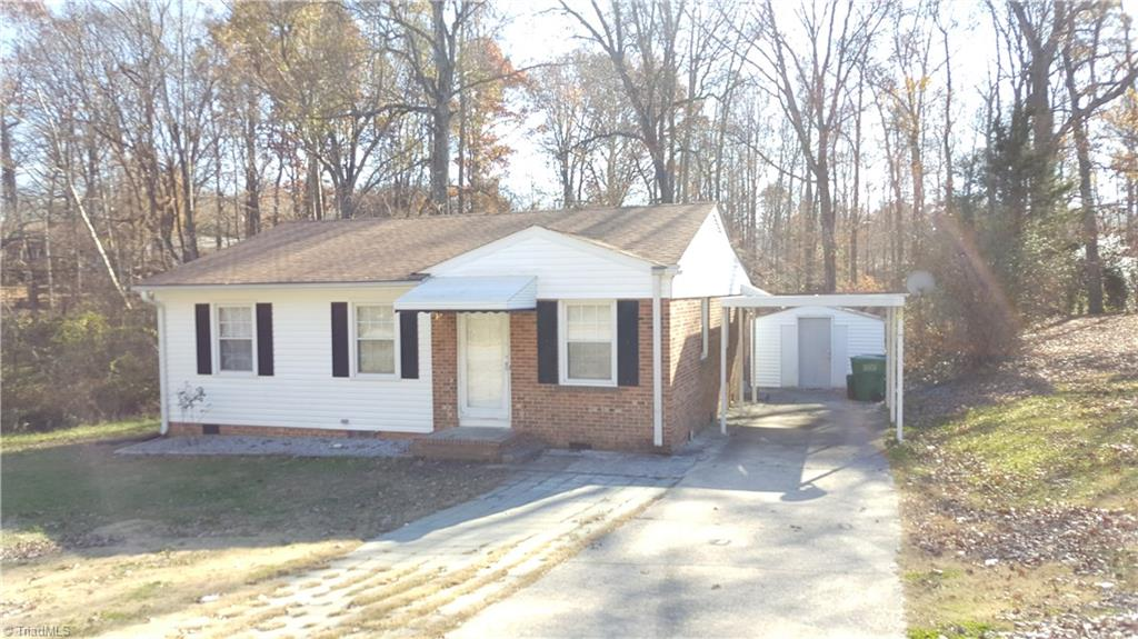 1124   Springfield Road, HIGH POINT