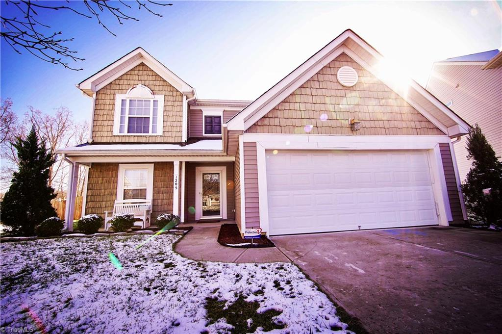 1205   Turney Court, HIGH POINT