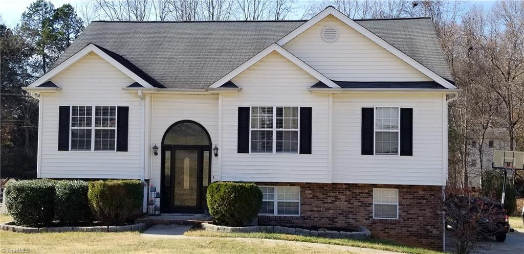 554   Country View Drive, WINSTON SALEM