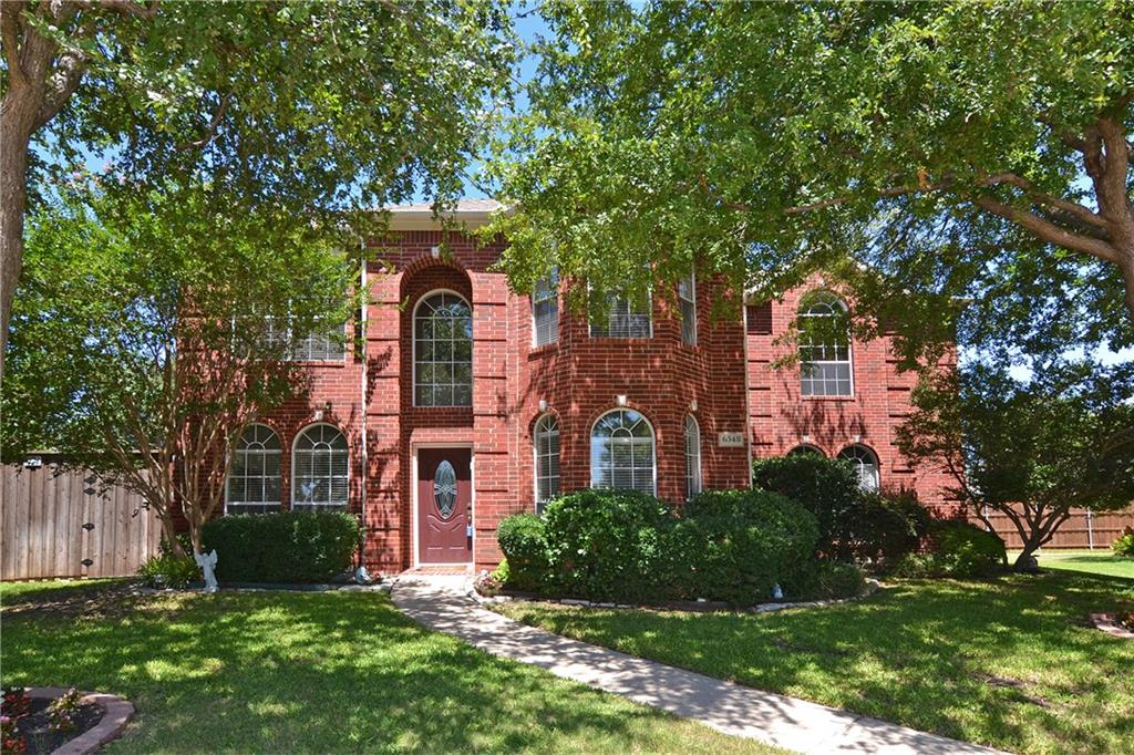Image of lovely brick house in Frisco, TX