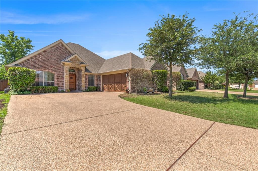 Picture of a brick home in Willow Park, TX