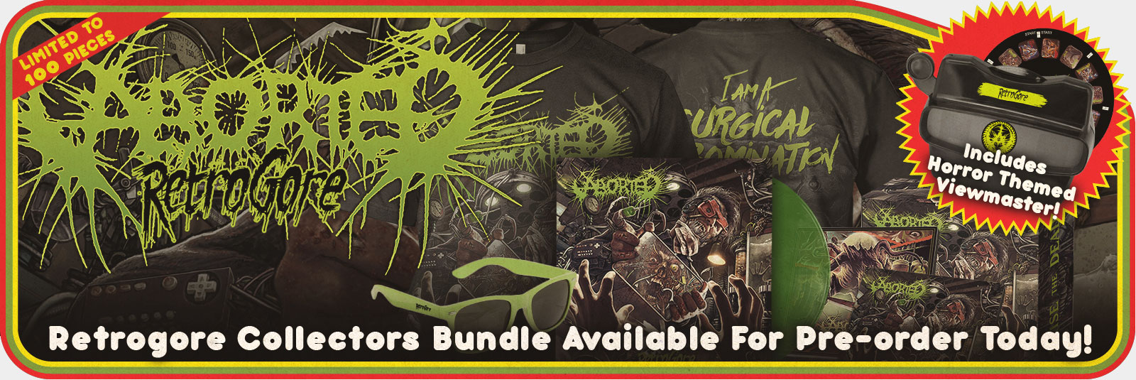 Aborted Pre-orders