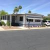 Mobile Home for Sale: Nice double wide home in Citrus Gardens#15, Mesa, AZ