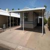 Mobile Home for Sale: New AC * Lot Rent $568 * 55+ Park, Mesa, AZ