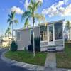 Mobile Home for Sale: Beautifully Updated Furnished Home On Corner, Largo, FL