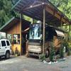 RV Lot for Rent: Covered RV Lot at Lost Lake Resort, Olympia, WA