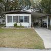 Mobile Home for Sale: Double Wide Comes With Golf Cart, Brooksville, FL