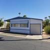 Mobile Home for Sale: Nice DW with Garage-golf Comm lot 320, Phoenix, AZ