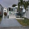 Mobile Home for Sale: 2 Bedroom/1 Bathroom Wider Single Wide, Pompano Beach, FL