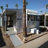 Mobile Home for Sale:  The Oasis in the desert! E-32, Mesa, AZ