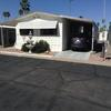 Mobile Home for Sale: Nice Double Wide in 55+ Park of Citrus Garden, Mesa, AZ