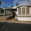 Mobile Home for Sale: Furnished Park Model _ lot E-25 , Mesa, AZ