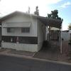 Mobile Home for Sale: Nice Double wide in family park Lot 15, Tempe, AZ