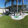 Mobile Home for Sale: Fabulous Lake View With Exceptional Landscape, Ellenton, FL