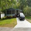 Mobile Home for Sale: Great Curb Appeal With Wooded View In Back, Brooksville, FL